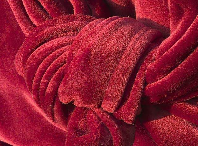tissus velours